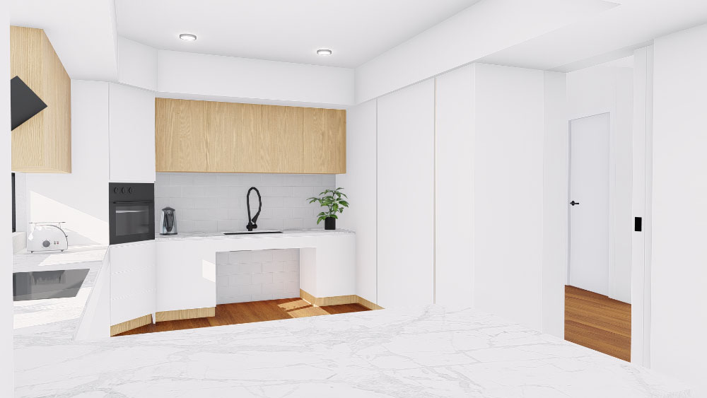 image of Project Tan Kitchen