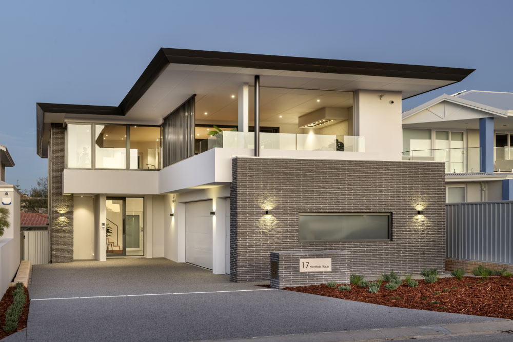 image of open house in Perth